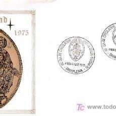 Sellos: NAVIDAD 1975. PAMPLONA, NAVARRA. Lote 17840485