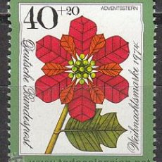 Sellos: ALEMANIA IVERT Nº 0671, NAVIDAD 1974, NUEVO. Lote 21231510