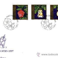 Sellos: 1997 LIECHTENSTEIN NAVIDAD. Lote 23919798