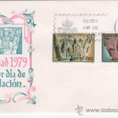 Sellos: NAVIDAD 1979. SAN PEDRO EL VIEJO (HUESCA).-1979. Lote 24048944