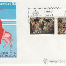 Sellos: NAVIDAD.-1982. Lote 24313024