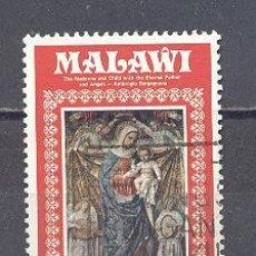 Sellos: MALAWI- NAVIDAD 1977- USADO. Lote 24541873