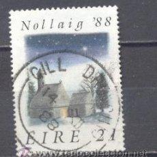 Sellos: IRLANDA- 1988- NAVIDAD- YVERT TELLIER 641. Lote 24678430