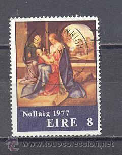 IRLANDA- 1985- YVERT TELLIER 584 (Sellos - Temáticas - Navidad)