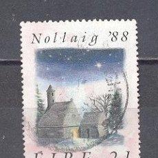 Sellos: IRLANDA- 1988- YVERT TELLIER 671. Lote 26303694