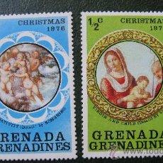 Sellos: GRENADA, NAVIDAD 1976. Lote 29125862