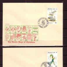 Sellos: CHRISTMAS SPD 74/85 - AÑO 1977 - NAVIDAD. Lote 32719842
