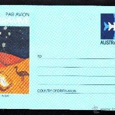 Sellos: AUSTRALIA AEROGRAMA ** - AÑO 1983 - NAVIDAD. Lote 40980126