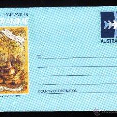 Sellos: AUSTRALIA AEROGRAMA ** - AÑO 1982 - NAVIDAD. Lote 40980130