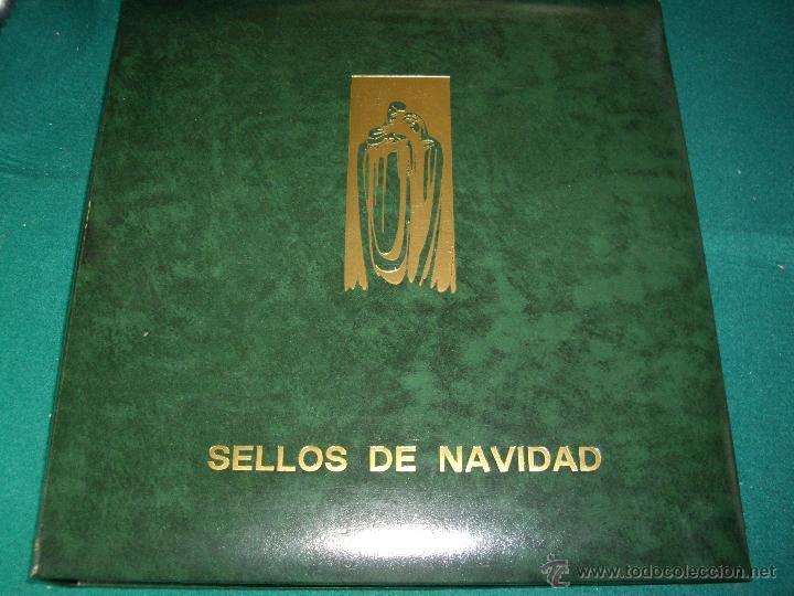 Sellos: ALBUM NAVIDAD - SELLOS NAVIDAD 25 AÑOS INCLUIDOS - - Foto 2 - 42440537