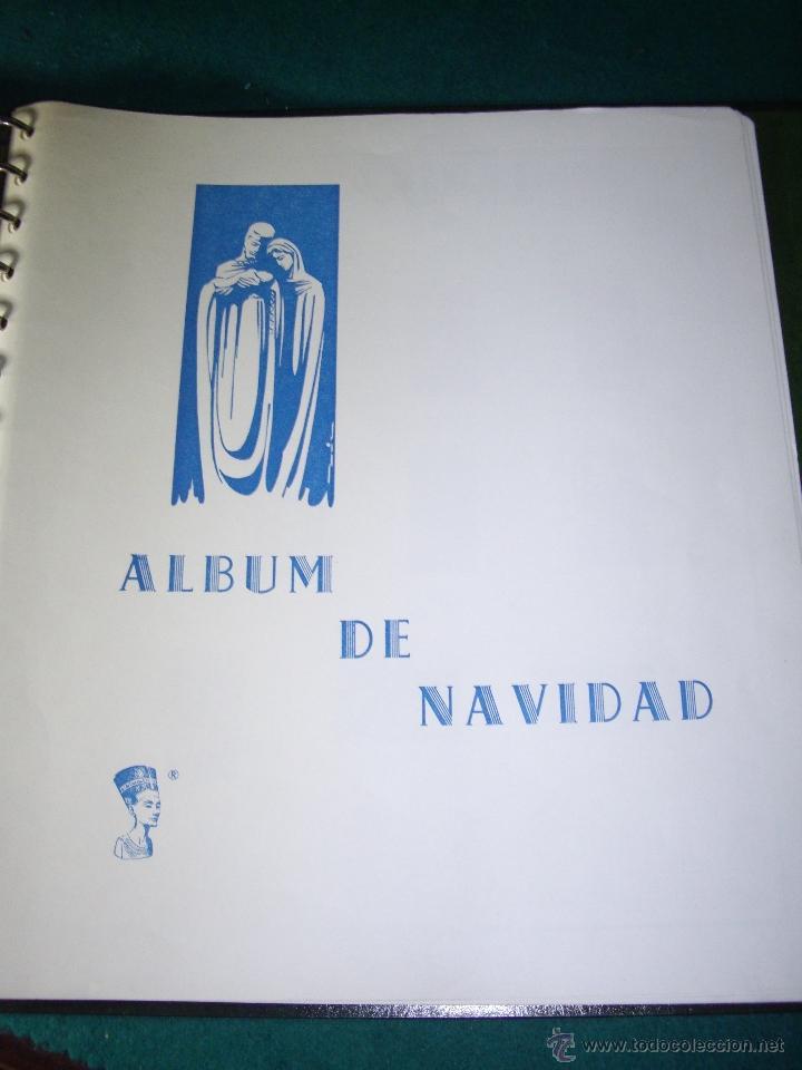 Sellos: ALBUM NAVIDAD - SELLOS NAVIDAD 25 AÑOS INCLUIDOS - - Foto 3 - 42440537