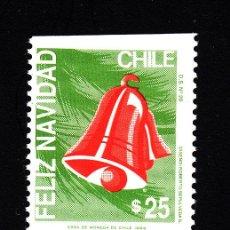 Sellos: CHILE 933A/34A** - AÑO 1989 - NAVIDAD. Lote 144059704