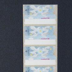 Sellos: ESPAÑA.ATMS AÑO 1999./ETIQUETA POSTAL NAVIDAD 98.. Lote 55445636