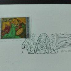 Sellos: AUSTRIA NAVIDAD 1977. Lote 73931434