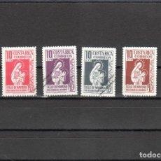 Francobolli: COSTA RICA Nº 313 AL 316 (**). Lote 95417967