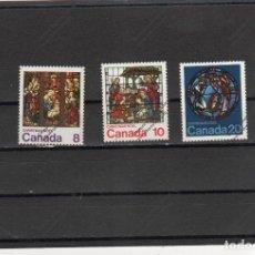 Timbres: CANADA Nº 615 AL 617 (**). Lote 95598747