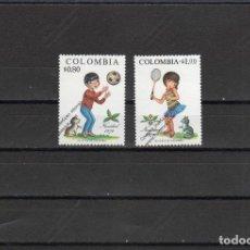 Francobolli: COLOMBIA Nº 678 AL 679 (**). Lote 96035003