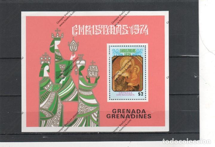 GRANADE GRENEDINE Nº HB 5(**) (Sellos - Temáticas - Navidad)