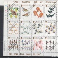Timbres: GUERNESEY Nº 304 AL 315(**). Lote 99275811