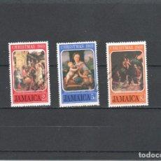 Sellos: JAMAIQUE Nº 302 AL 304 (**). Lote 100733767