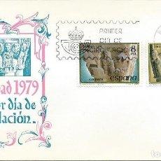 Sellos: AÑO 1979. S.P.D. MATASELLOS BARCELONA SERIE NAVIDAD. ARTE.. Lote 112594527