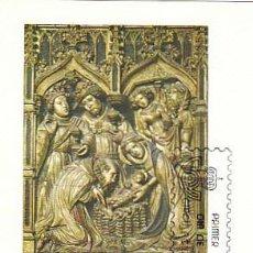 Sellos: EDIFIL 2729/30, NAVIDAD 1983, VICH,, TARJETA MAXIMA DE PRIMER DIA DE 23-11-1983 . Lote 155230214