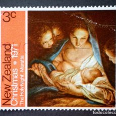Sellos: 1971 NUEVA ZELANDA NAVIDAD. Lote 142613458