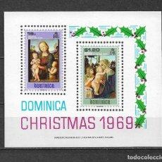 Timbres: DOMINICA 1969 ** MNH - NAVIDAD -124. Lote 148659138