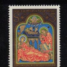 Francobolli: AUSTRIA 1841** - AÑO 1990 - NAVIDAD - PINTURA RELIGIOSA. Lote 154291430