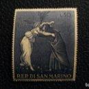 Sellos: NAVIDAD-SAN MARINO-1968-50L-**(MNH). Lote 159086113