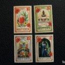 Sellos: NAVIDAD-ST.LUCIA-1984-SERIE COMPLETA**(MNH). Lote 159771690