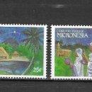 Sellos: MICRONESIA Nº 131 AL 132 (**). Lote 160680678