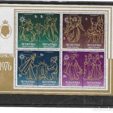 Selos: AITUTAKI Nº HB 11 (**). Lote 233065200