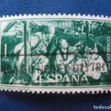 Sellos: 1965 NAVIDAD, EDIFIL 1692. Lote 171736612