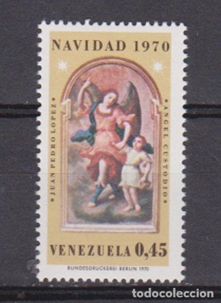 VENEZUELA - NAVIDAD - 1970 - SERIE COMPLETA 1V (NR. YVERT: 816) (Sellos - Temáticas - Navidad)