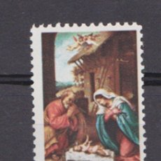 Sellos: ESTADOS UNIDOS - NAVIDAD - 1970 - SERIE COMPLETA 1V (NR. MICHEL: 1016). Lote 172785619