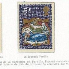 Sellos: INGLATERRA - NAVIDAD - 1970 - SERIE COMPLETA 3V (NR. YVERT: 602/4). Lote 173861648