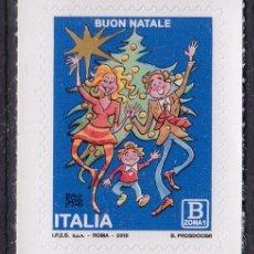 Sellos: ITALIA 2018 NAVIDAD . Lote 174814209