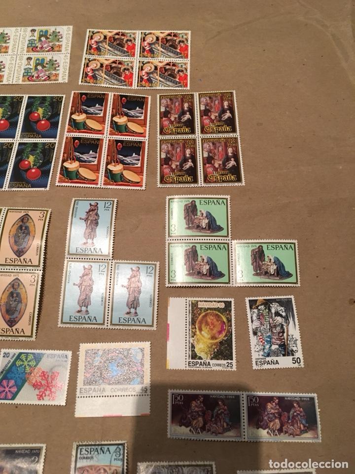 Sellos: Lote de sellos Navidad - Foto 4 - 180288121