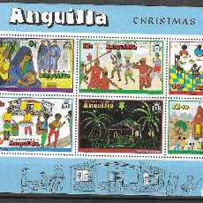 Timbres: ANGUILLA Nº HB 22 (**). Lote 207385732