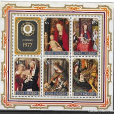 Timbres: COOK Nº HB 71 (**). Lote 180757351