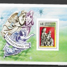 Timbres: GRENEDE GRANADINA Nº HB 45 (**). Lote 180919055