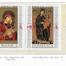 Sellos: DOMINICA - NAVIDADES 1968 - 4 VALORES - . Lote 183175440