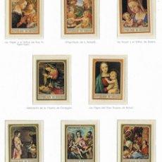 Sellos: REPÚBLICA DE BURINDI - NAVIDAD 1968 - 5 VALORES - NR. MICHEL: 458/5. Lote 183176928