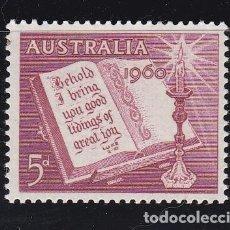 Sellos: NAVIDAD001 AUSTRALIA 1960 NUEVO ** MNH . Lote 183912796