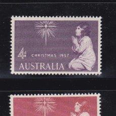 Sellos: NAVIDAD005 AUSTRALIA 1957 NUEVO ** MNH . Lote 183913037
