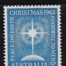 Sellos: NAVIDAD009 AUSTRALIA 1963 NUEVO ** MNH . Lote 183915451