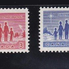 Sellos: NAVIDAD010 CANADA 1964 NUEVO ** MNH . Lote 183915843
