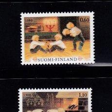 Sellos: NAVIDAD086 FINLANDIA 1980 NUEVO ** MNH. Lote 184298487