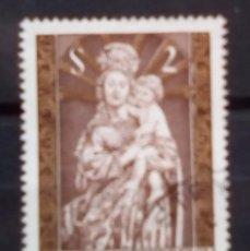 Sellos: AUSTRIA NAVIDAD NAVIDAD SELLO USADO. Lote 187314082